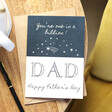 Lisa Angel 'You're One in a Billion Dad' Father's Day Card