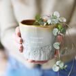 Lisa Angel Ombré 'Blooming Amazing Mum' Planter