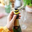 Lisa Angel Bumblebee Bottle Stopper