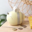 Lisa Angel Ceramic Bumblebee Money Box