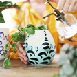 Ceramic Turquoise Swimsuit Planter From Lisa Angel
