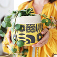 Large Ceramic Sunshine Planter From Lisa Angel