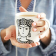Jane Foster's Frida Kahlo Mug