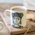 Beautiful Jane Foster's Frida Kahlo Mug