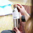 Lisa Angel Root7 Stainless Steel Water Bottle