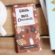 Lisa Angel 100g Bar of Gnaw Milk Chocolate