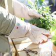 Lisa Angel Ladies' Personalised Embroidered Birth Flower Gardening Gloves