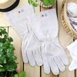 Lisa Angel Personalised Embroidered Birth Flower Gardening Gloves
