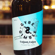 Gyre & Gimble Callooh Callay Coastal Gin Label