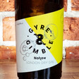 Gyre & Gimble Nohow London Dry Gin Label