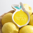 'Squeeze The Day' Lemon Trinket Dish
