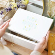 Happy Mother's Day Medium White Wooden Box