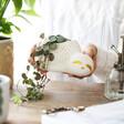 Ceramic Sleepy Sloth Planter from Lisa Angel