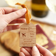 Lisa Angel Engraved Personalised Wooden Ticket Hanging Decoration