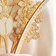 Lisa Angel Ladies' Engraved Personalised Wooden Flower Bouquet Letterbox Gift