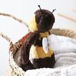 Lisa Angel Cute Jellycat Bashful Bee Soft Toy