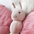 Lisa Angel with Big Jellycat Beatrice Butterfly Soft Toy