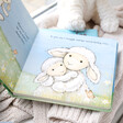 Lisa Angel with Cute Jellycat 'My Mum and Me' Book