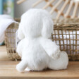 Lisa Angel with Cuddly Jellycat Small Toppity Lamb Soft Toy