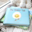 Lisa Angel with Jellycat 'The Happy Egg' Book