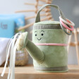 Lisa Angel with Jellycat Whimsy Garden Watering Can Soft Toy