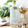 Personalised 70cl Bottle of Non-Alcoholic Mother's Day Botanical Spirit