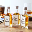 4cl bottles of whisky from Lisa Angel