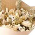 Lisa Angle Natural Personalised Token Dried Flower Bouquet