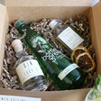 Personalised Personalised Elderflower Collins Cocktail Kit Contents
