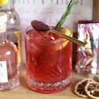 Personalised Gin & Jam Cocktail Kit