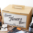 Lisa Angel Personalised Large Box For Father's Day Hamper