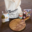 Lisa Angel Customisable Personalised Buon Appetito 'Build Your Own' Pizza Kit