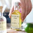 Lisa Angel Make-Your-Own Personalised Pornstar Martini Cocktail Kit