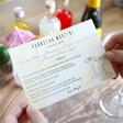 Lisa Angel Special Personalised Pornstar Martini Cocktail Kit