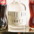 Personalised Rum & Cola Cocktail Kit
