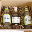 Personalised Rum & Ginger Cocktail Gift Kit