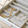 Lisa Angel Ladies' Stackers Classic Jewellery Boxes