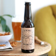 Lisa Angel Personalised 'To The Most Awesome Dad' Bottle of Malt Coast Beer