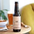 Lisa Angel Personalised Adventure Father's Day Bottle of Malt Coast Beer