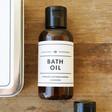 Men's Society 'Middle Aged Man In Lycra' Bike Kit Bath Oil