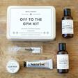 Men's Society 'Off To The Gym' Kit Gift Set