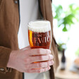 Lisa Angel 'Best Dad in Norwich' Father's Day Pint Glass