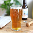 'Best Dad in Norwich' Father's Day Pint Glass