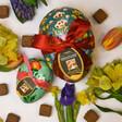Lisa Angel Booja-Booja Almond Salted Caramel Truffles Easter Eggs