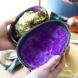 Lisa Angel Booja-Booja Large Almond Salted Caramel Truffles Easter Egg