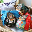 Lisa Angel Colourful Booja-Booja Large Hazelnut Crunch Truffles Easter Egg