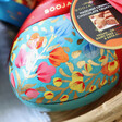 Lisa Angel Booja-Booja Large Hazelnut Crunch Truffles Easter Egg