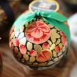 Lisa Angel Gluten-Free Booja-Booja Small Almond Salted Caramel Truffles Easter Egg