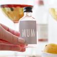 Lisa Angel Mum 5cl bottle of Pinkster Raspberry Pink Gin