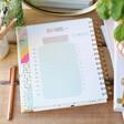 Carpe Diem Budget Planner Savings Page